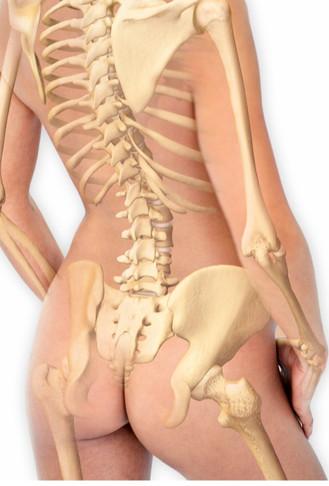 ¿Qué es la osteporosis?