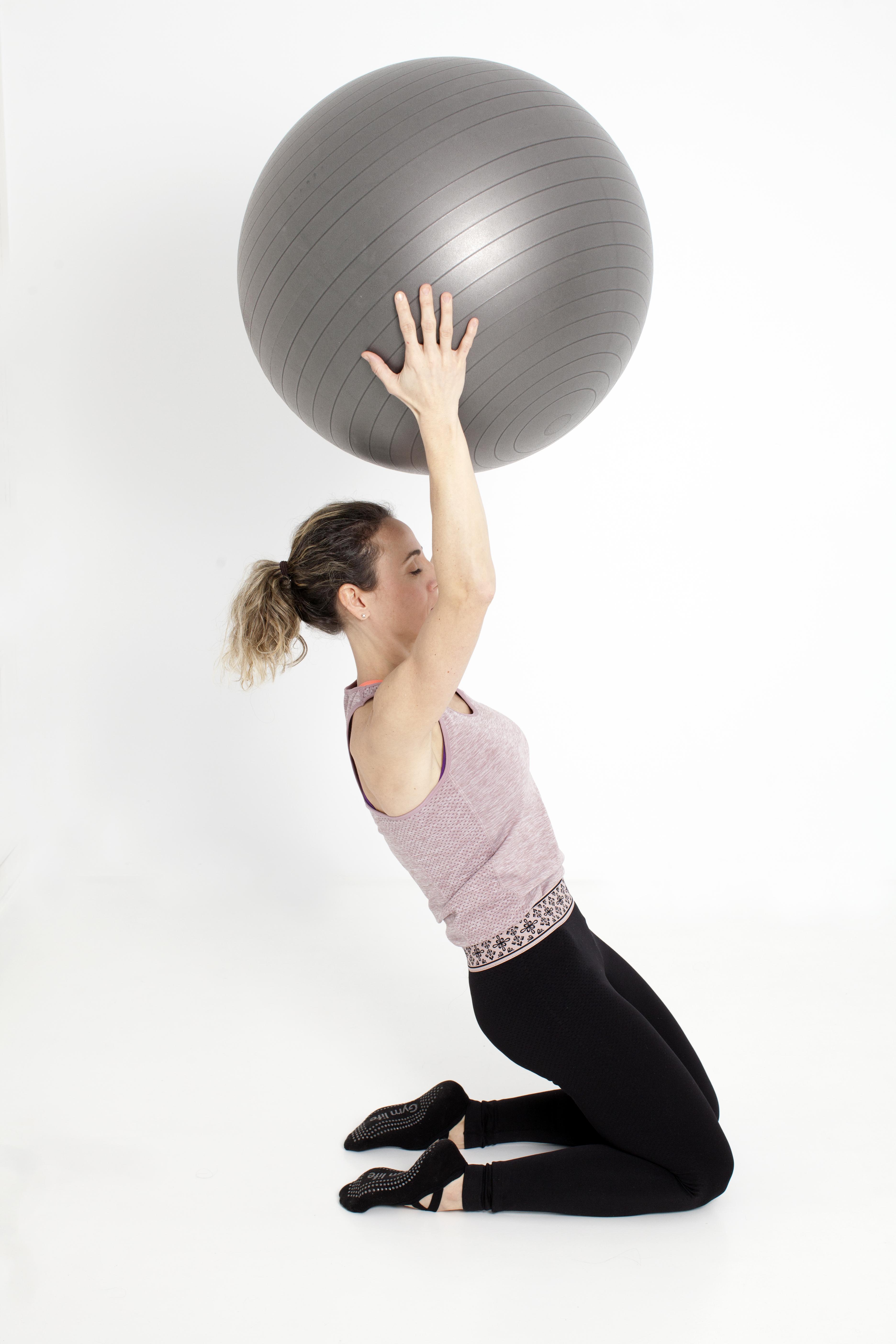 Marta Alegre monitora pilates suelo fitball prosperidad viso chamartin
