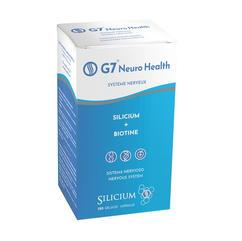 24€  G7-Neuro es un producto que por su composicíon actúa como protector cerebral. Nuestra experiencia es muy positiva en la eliminación del Aluminio del organismo.