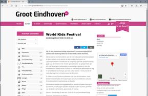 Nieuws voor www.grooteindhoven.nl