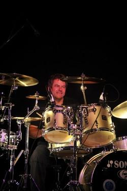 David Drumming