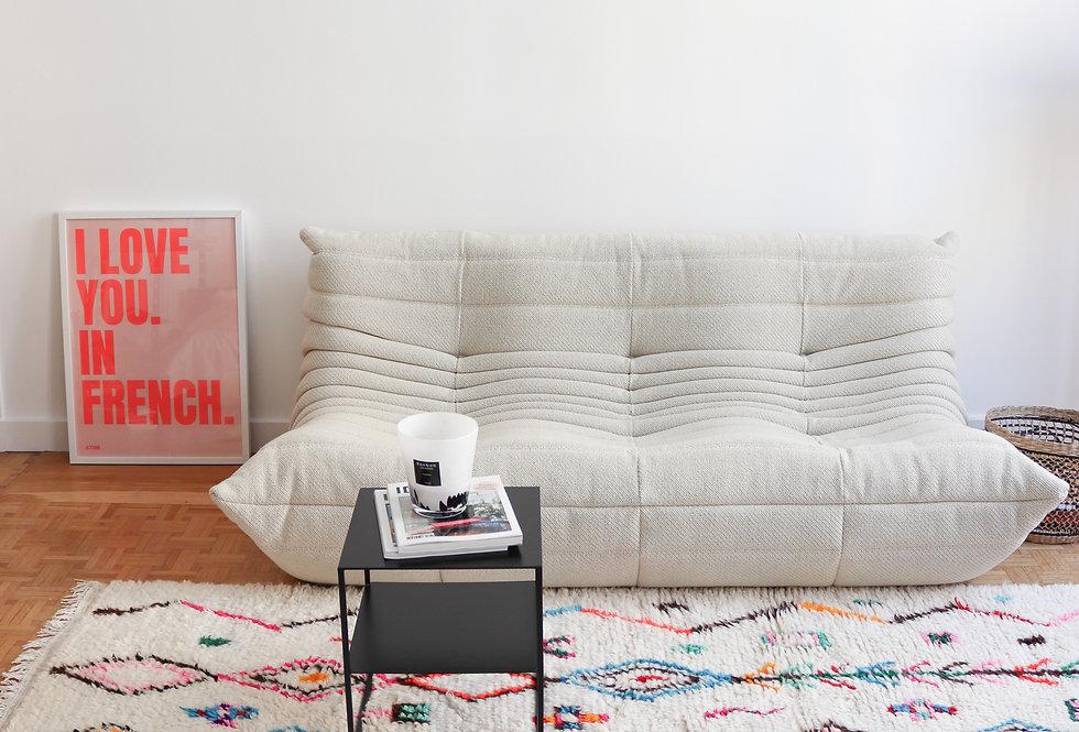 DASIL - Tapis berbère Azilal 135 x 250 cm