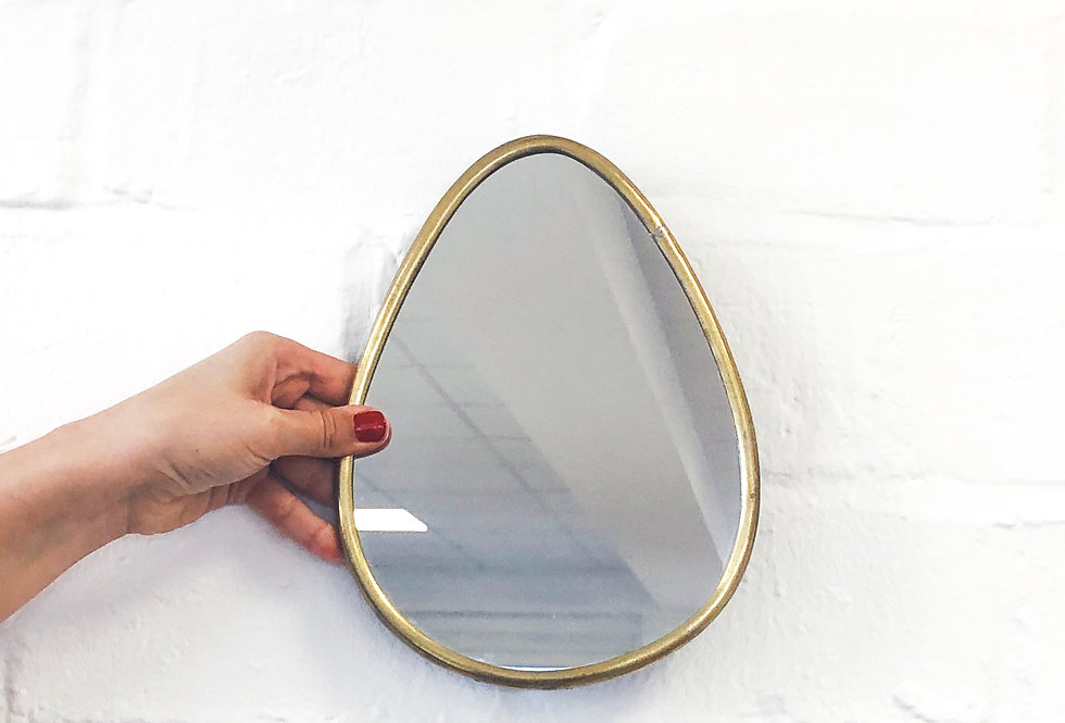 Gilded mirror USUS
