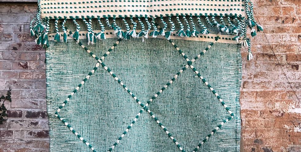 tapis zanafi vert