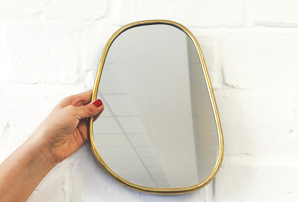 Gold mirror ABBA