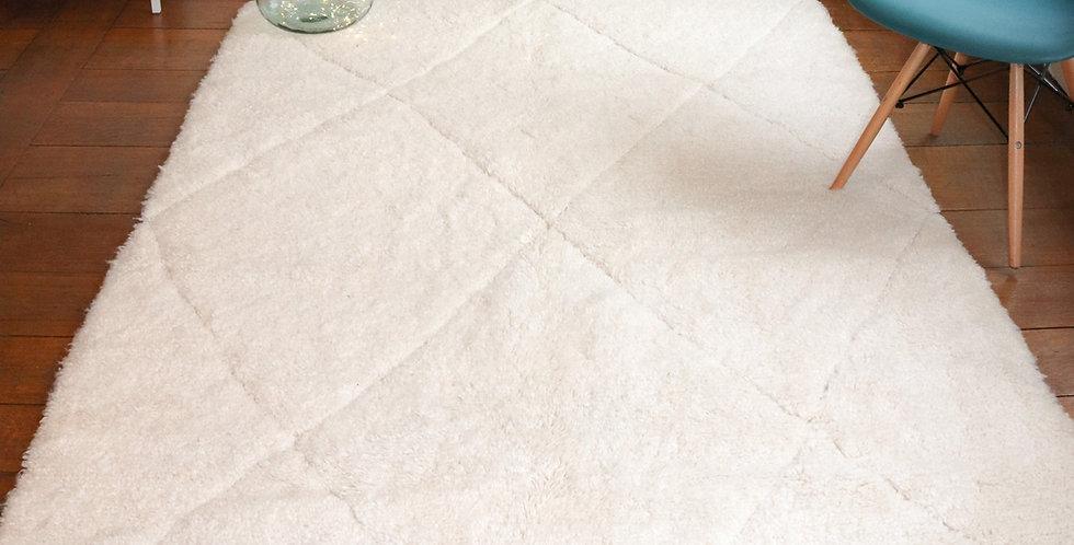 TAMA - Beni Ouarain Berber rug 150x210cm