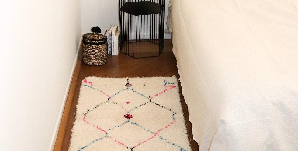 Azilal Berber rug 70x110cm