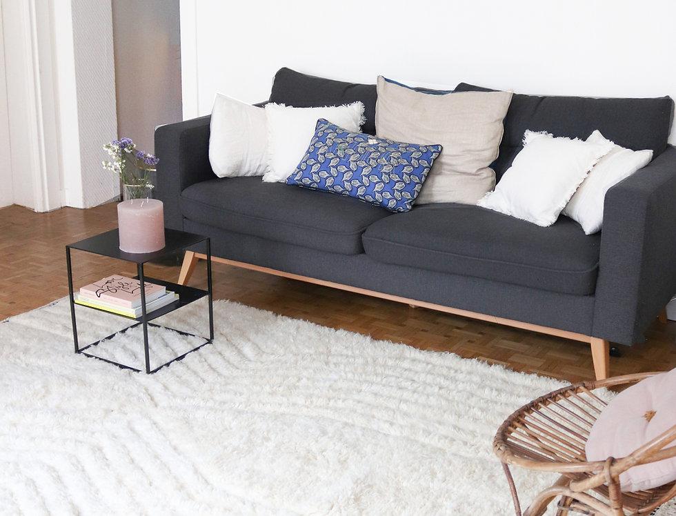 OUNA - Beni Ouarain Berber rug 180x260cm