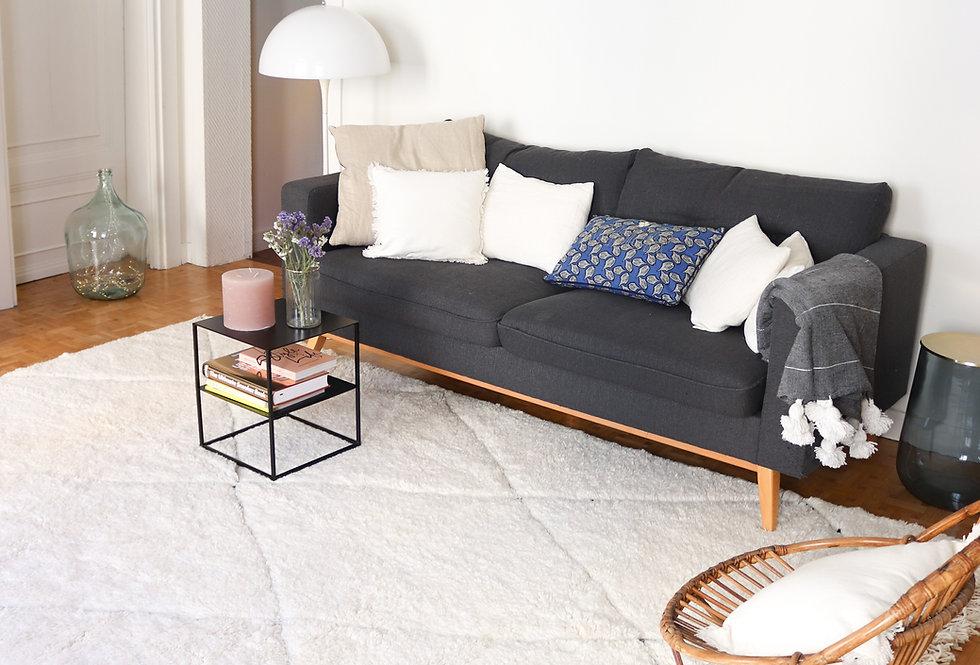 INDI - Beni Ouarain Berber rug 2x3m