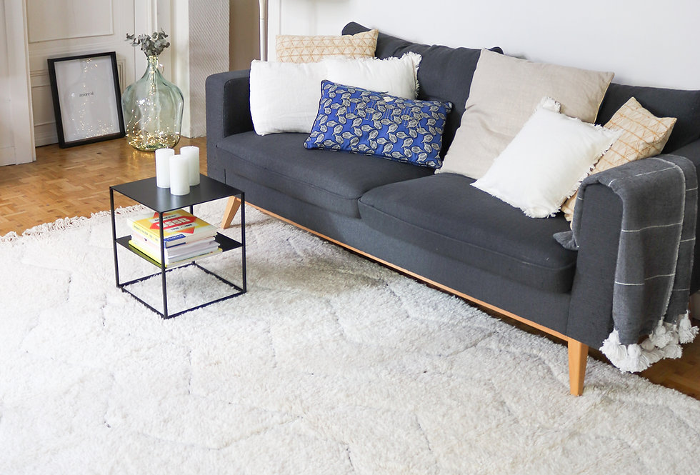 LOULA - Beni Ouarain Berber rug 190x300cm