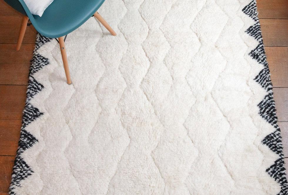 ATINA - Beni Ouarain Berber rug 130x250cm
