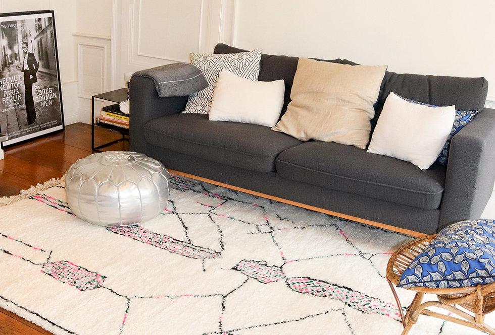 CHABHA - Tapis berbère Ourika 180 x 270 cm