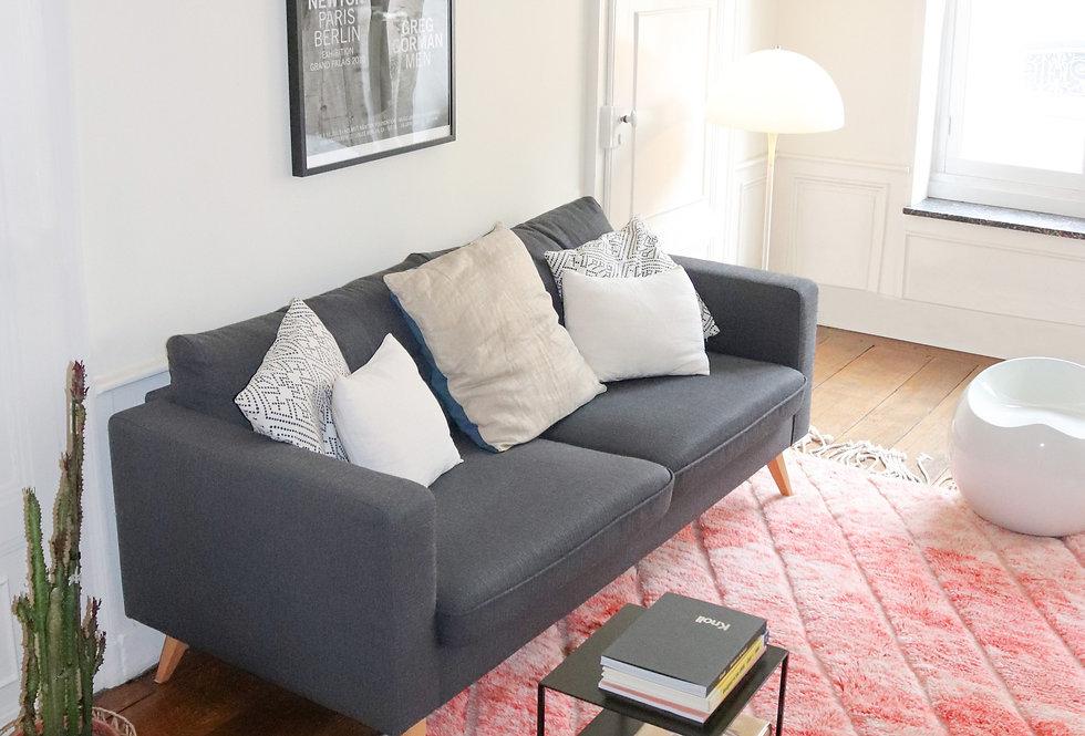 SYNA - Mrit Berber rug 160x260cm
