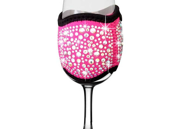 Bling Glass Coolers