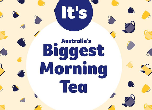 Ticket Biggest Morning Tea 2021