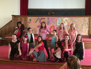 """GIRLS ROCK!"" SUMMER CAMP ROCKS THE CASTLE!!"