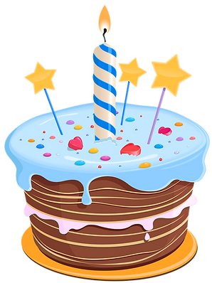 First-Birthday-Cake-PNG-Photos.png