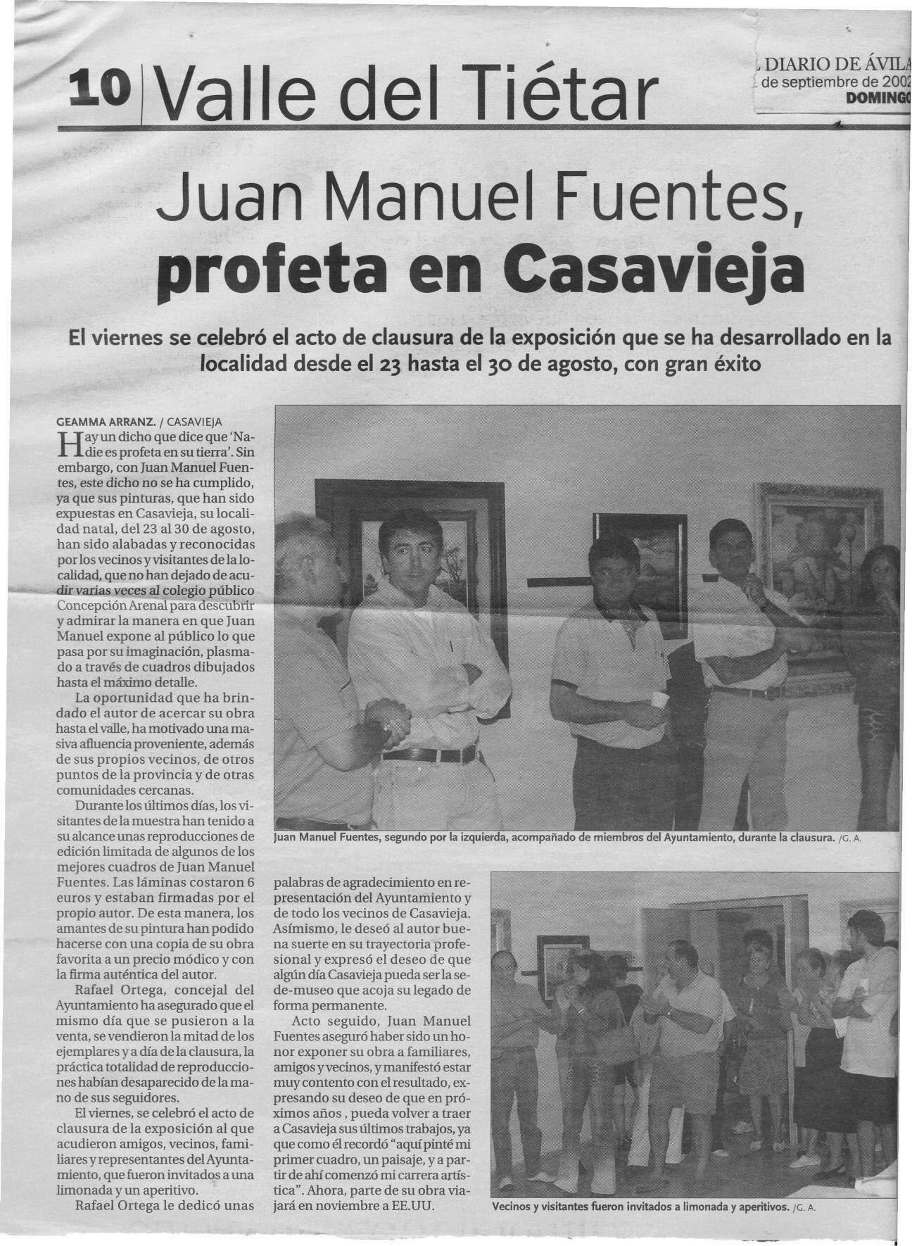 Diario de Avila