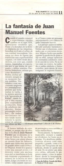 El Punto en Casa Galicia