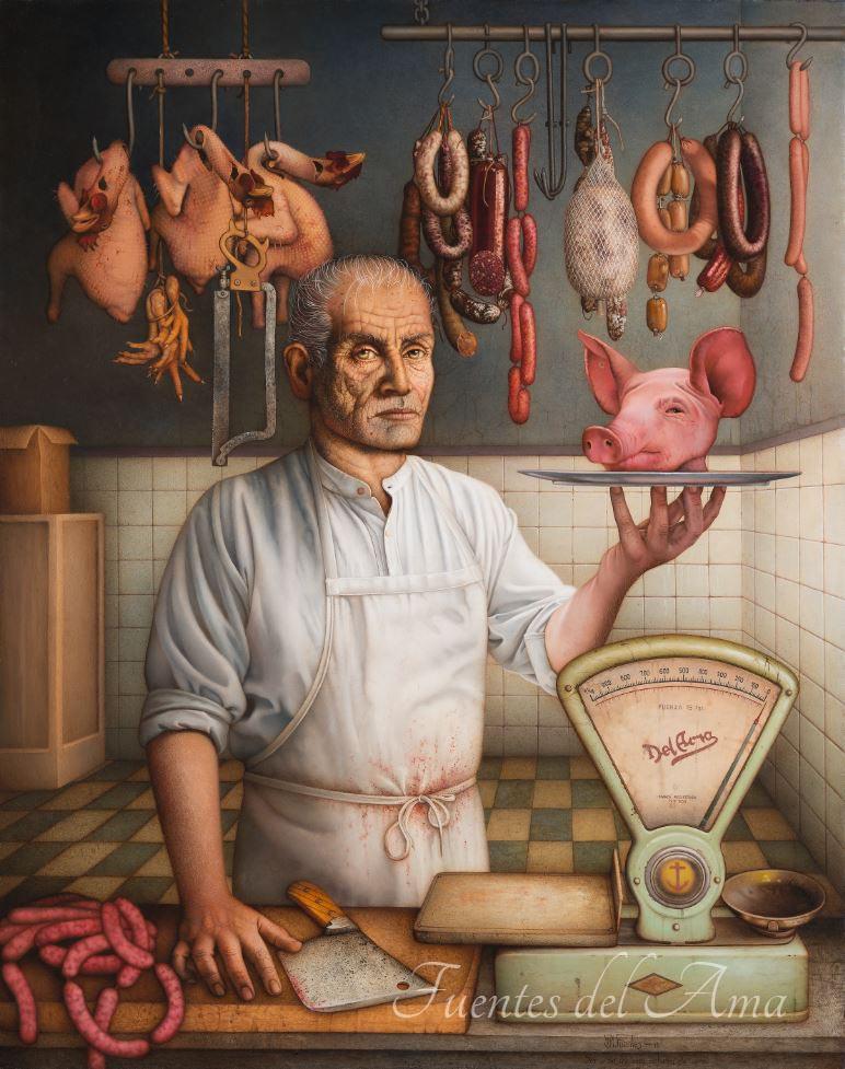 Ser o no ser una cabeza de cerdo