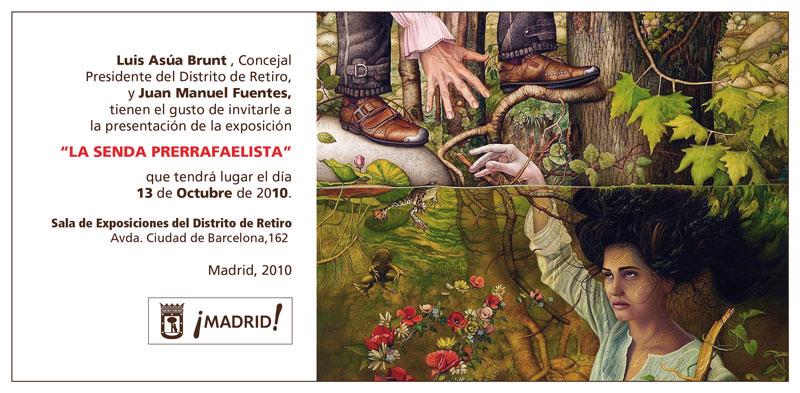 Sala Junta del Retiro-Madrid