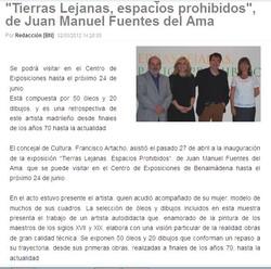 Exposicion Benalmádena