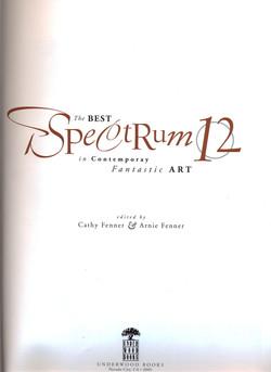 Spectrum 12 U.S.A.