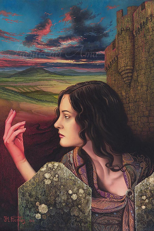 Lady Macbeth 30x21cm