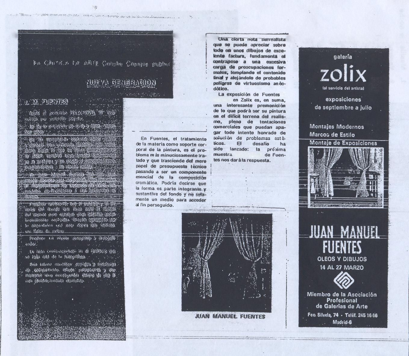 Galeria Zolix-Madrid