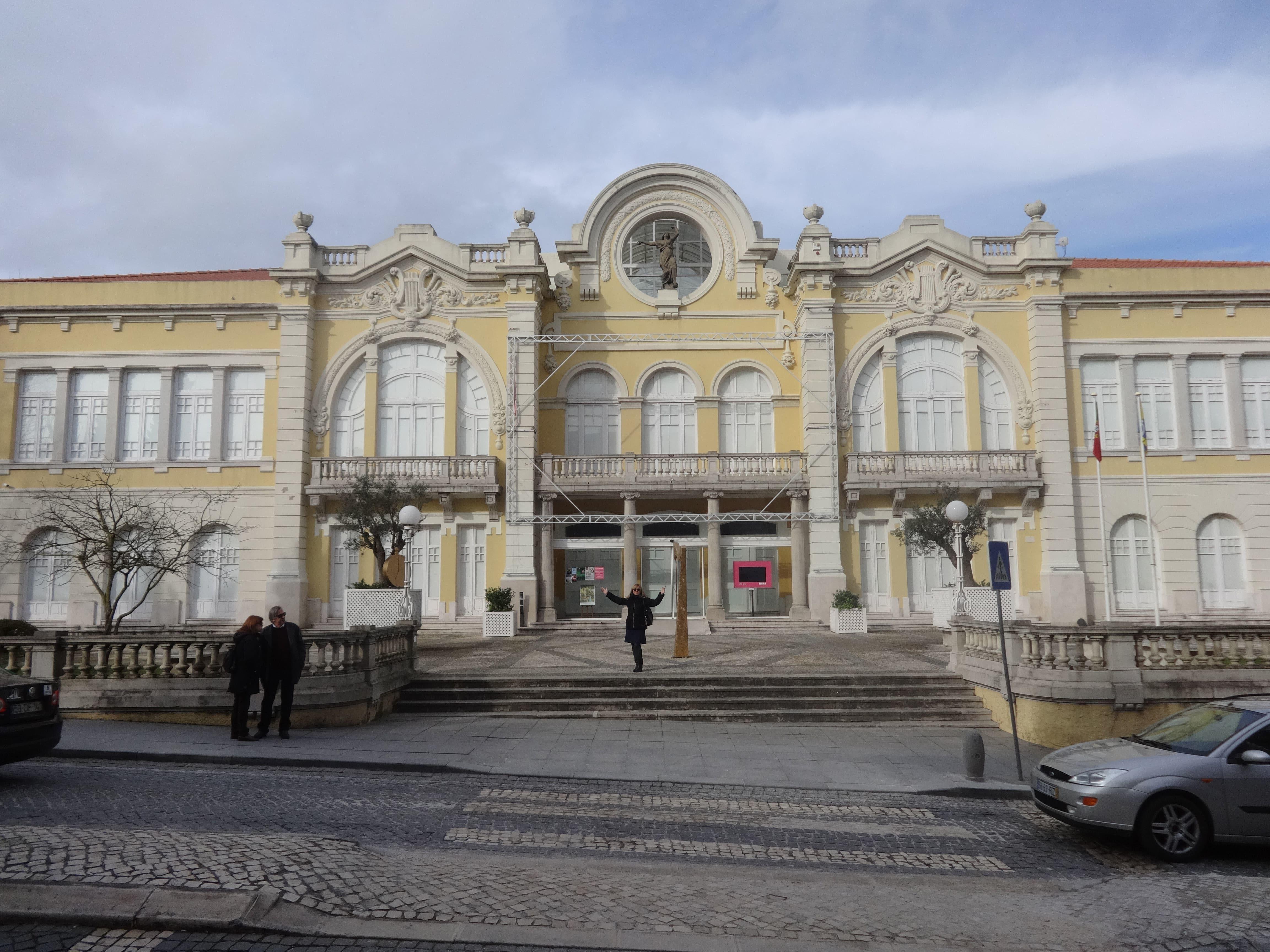 Museo de Arte Contemporaneo de Sintra-Portugal-