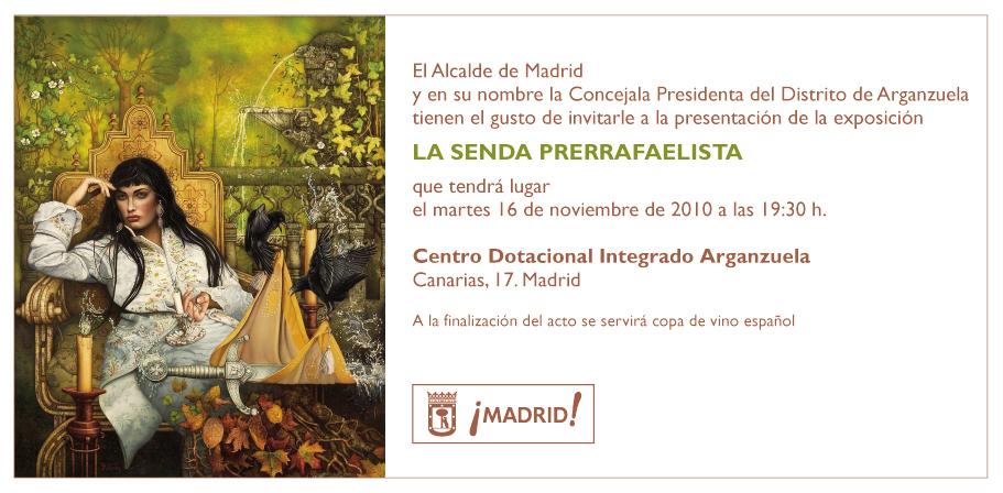 Sala Arganzuela-Madrid