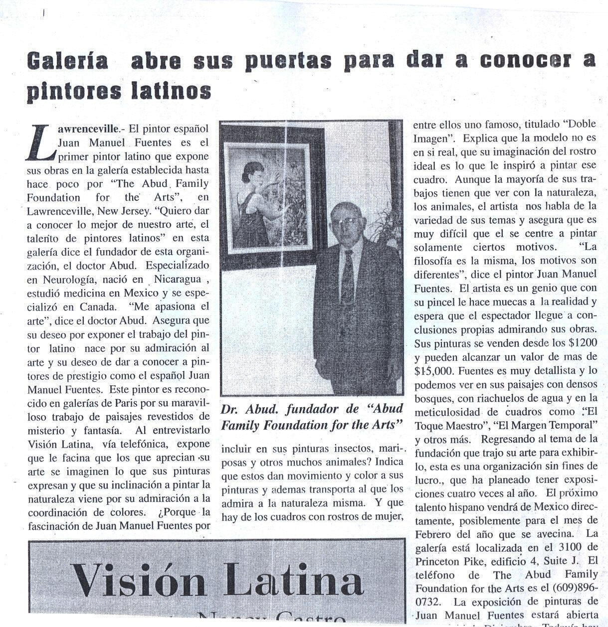 Vision Latina