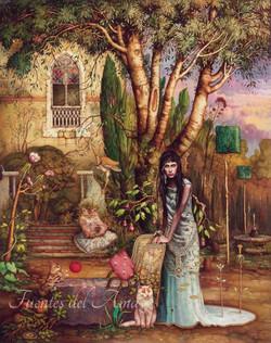 El jardín de Morgana