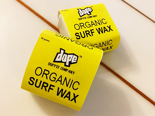 Dope Organic Surf Wax (2 Pack)