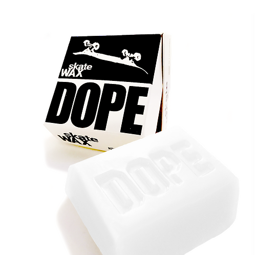 DOPE SKATE WAX (Reusable Stash Box)