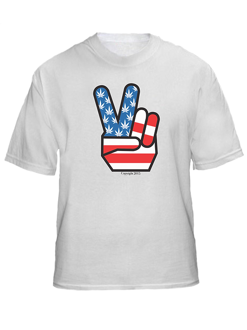Weed Fingers T-Shirt