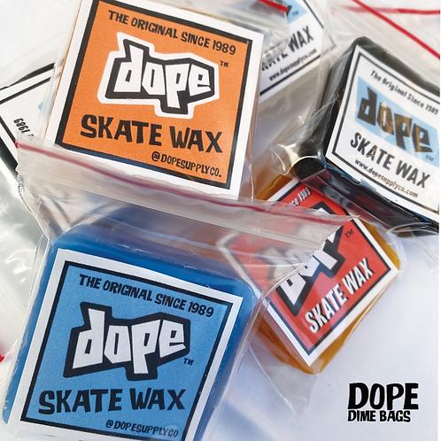 DOPE SKATE WAX (Mini 6-Pak)