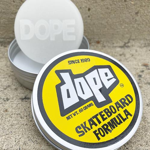 DOPE (Round Tin Stash Container)