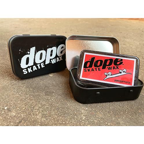DOPE SKATE WAX (Tin Stash Box)