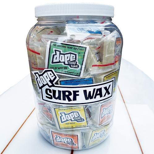 DOPE SURF WAX (NUG JUG)