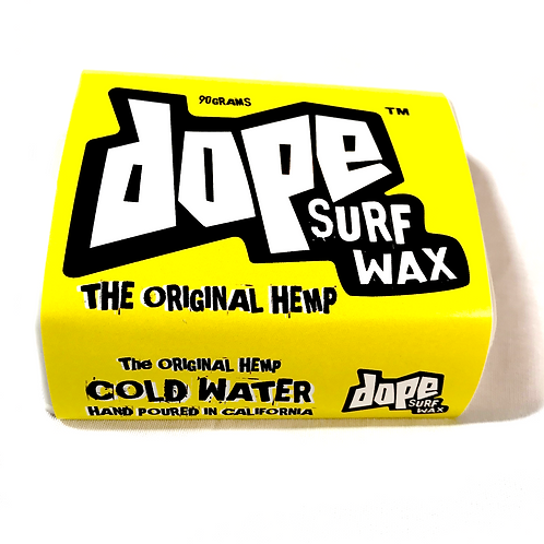 Dope Surf Wax (Cold Water)