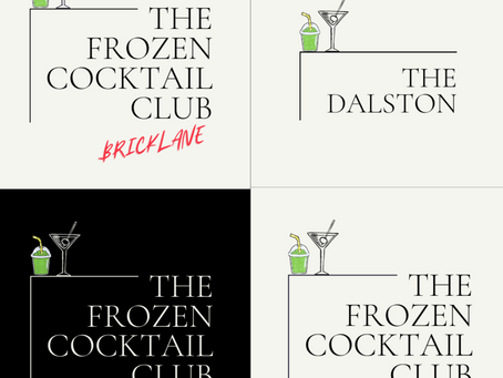 The Frozen Cocktail Club │ Thanks For Your Support
