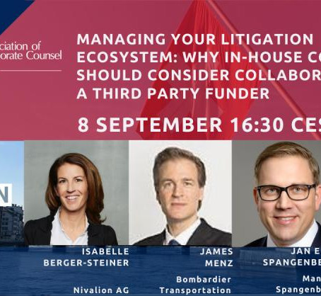 Managing your litigation ecosystem