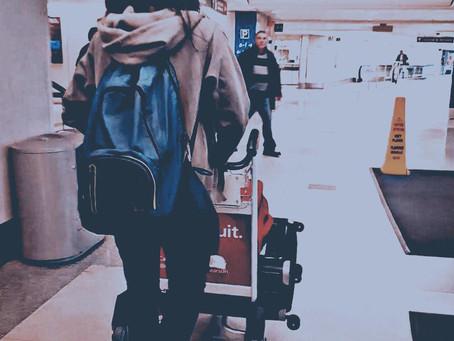 Airport Diaries - Part 2