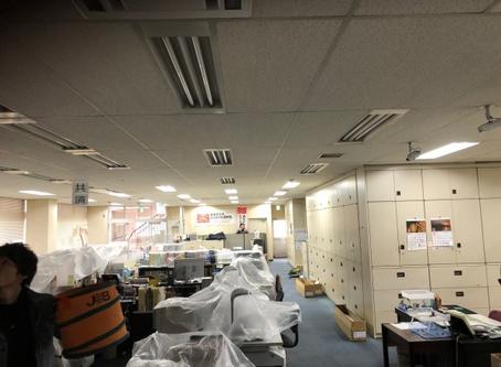 J〇北伊予支所様 LED化工事