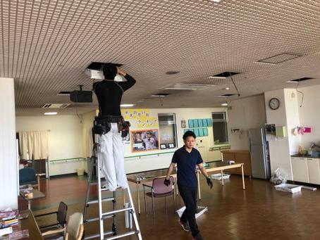 医療法人S様 老人保健施設 LED化工事