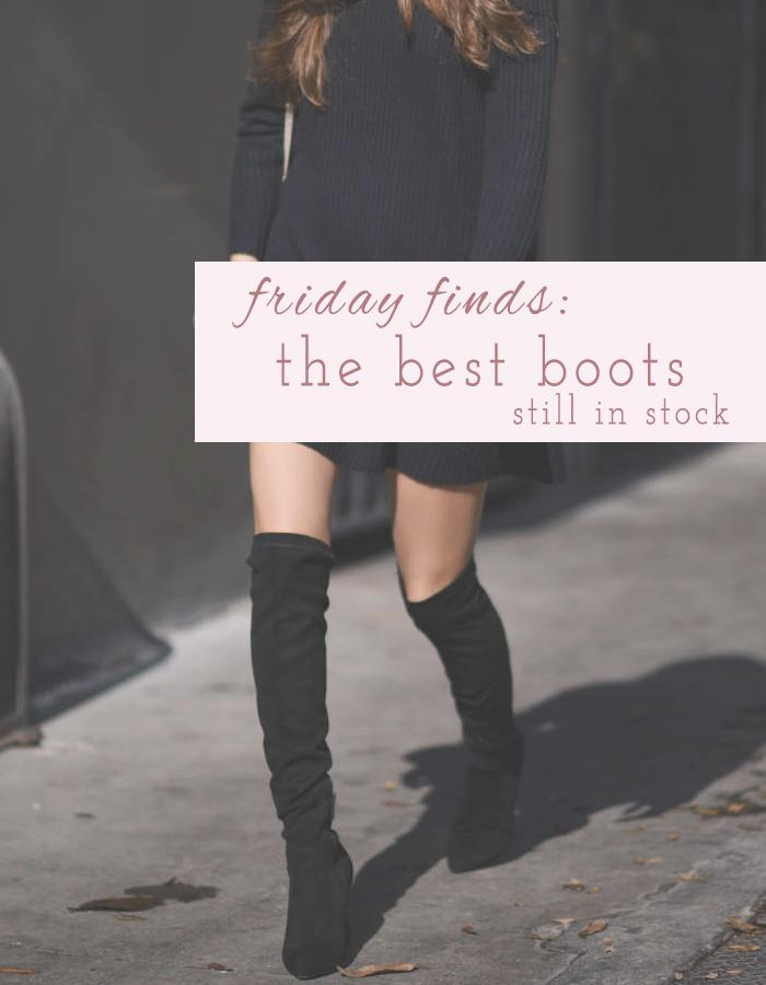 Shopbop Sale - Boots