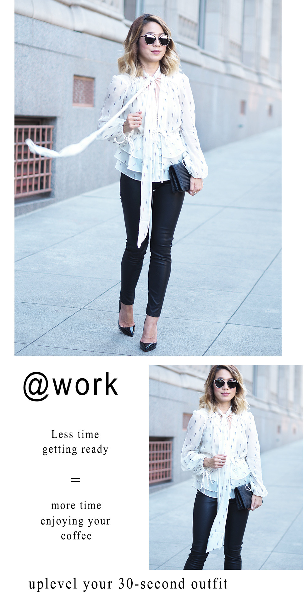 Wear to Work | Lam in Louboutins
