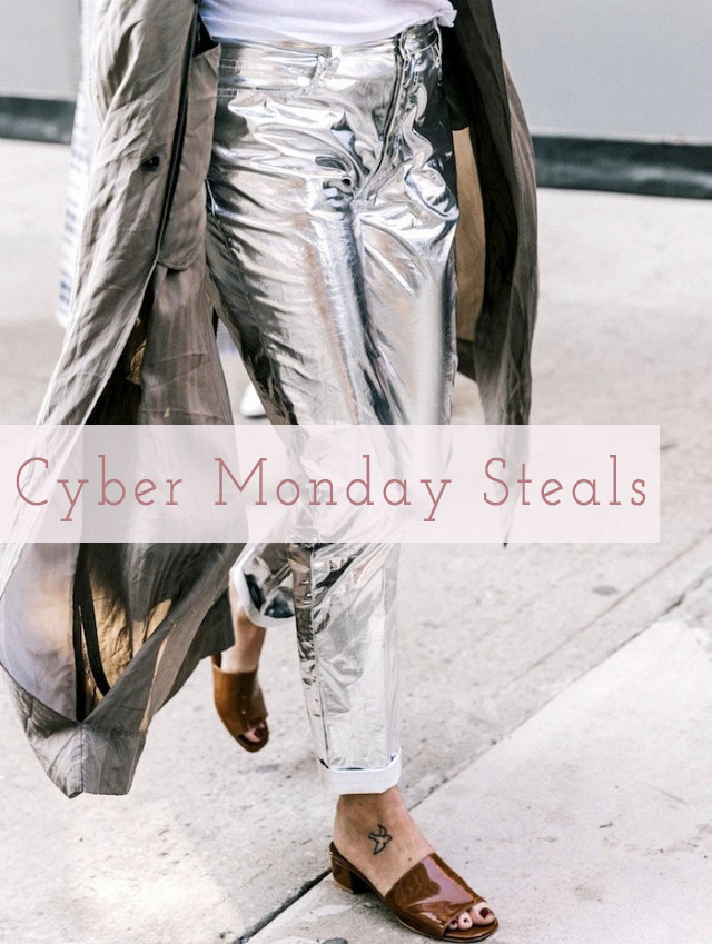 Cyber Monday | Lam in Louboutins