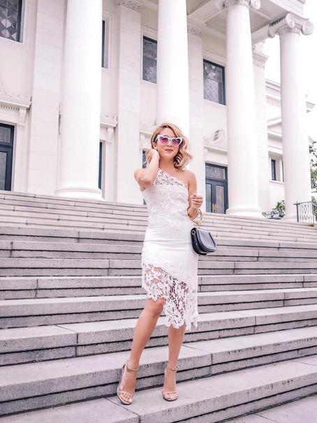 Summer Staple: Little White Dress